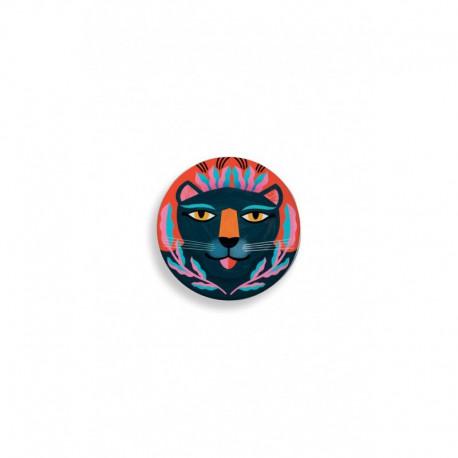 Lovely Badges : wild