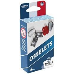5 osselets métal en boîte plastique