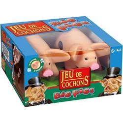 Jeu de cochons Big Pigs