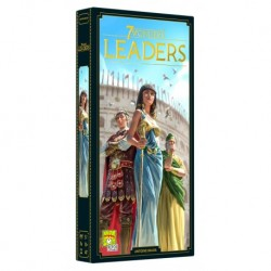 7 Wonders V2 - Ext. Leaders