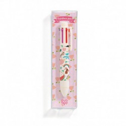Rainbow pen : Tinou