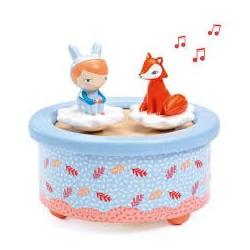 Boîtes À Musique-Fox Melody