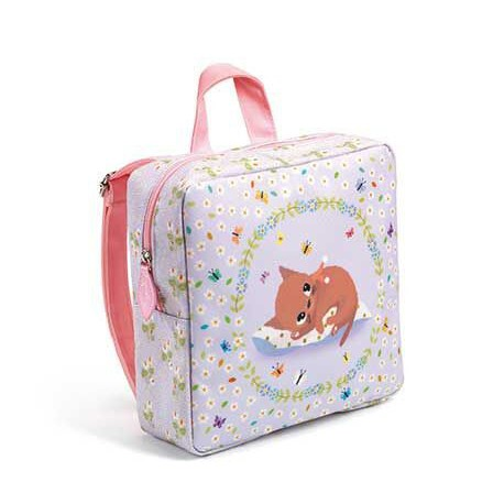 Sac maternelle : chat