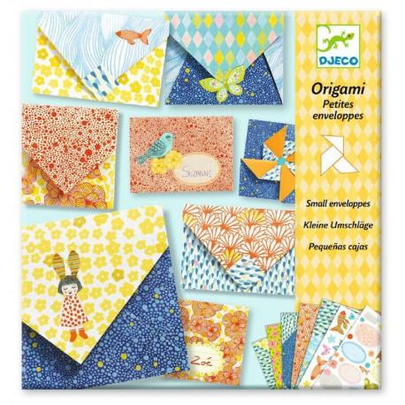 Origami : petites enveloppes