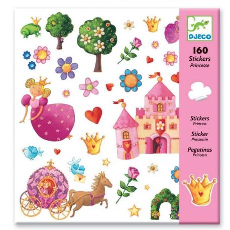 Stickers : princesse Marguerite