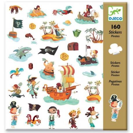 Stickers : pirates