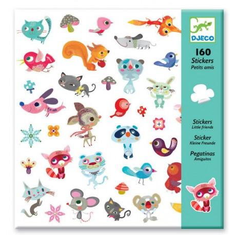 Stickers : petits amis