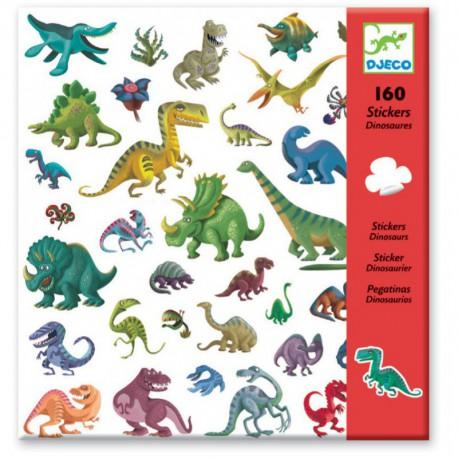 Stickers : dinosaures
