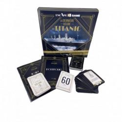 Escape Game - La Dernière Heure Du Titanic