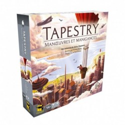 Tapestry - Ext? Manoeuvres et manigances