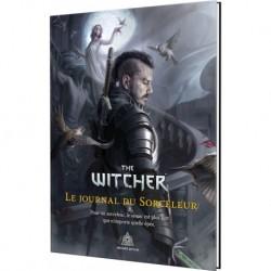 The Witcher - Jeu de rôle - Le journal du sorceleur
