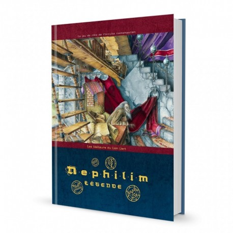 Nephilim Légende - Les veilleurs du lion vert + écran