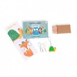 Moulin Roty - Kit plastique fou : Les petites merveilles
