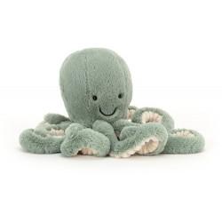 Jellycat - Peluche : Odyssey Octopus Little