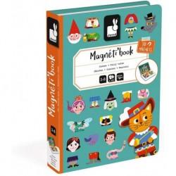 Janod - Magneti'Book : Contes