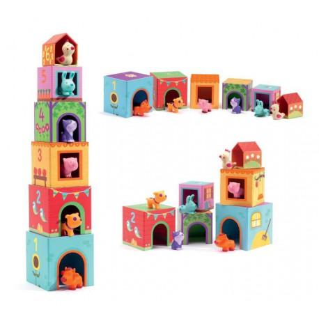Cubes premier âge : topanifarm
