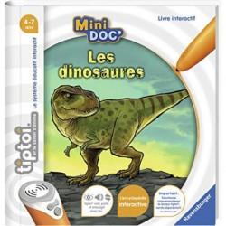 Ravensburger - TIPTOI : Mini Doc' Les Dinosaures