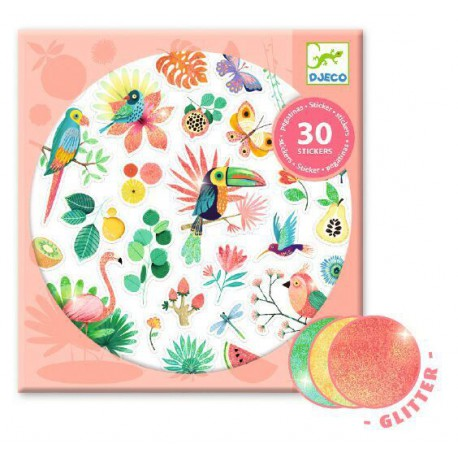 Stickers : paradise