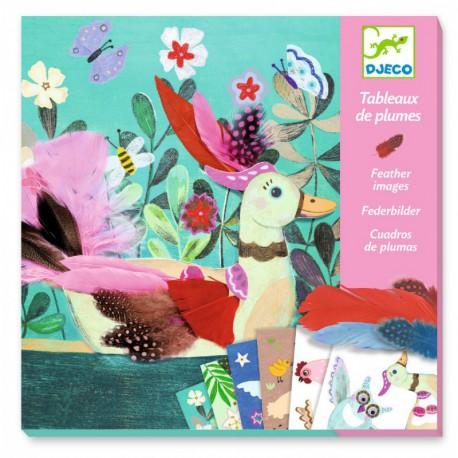 Papier créatif : duvets chics