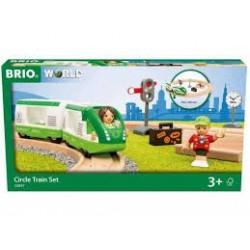 Brio - Circle train Set