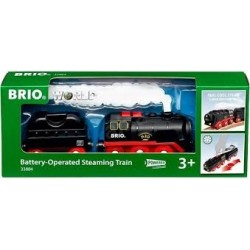 Brio - Battery/Operated steaming Train