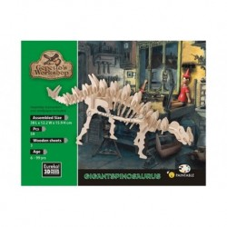 Eureka - Gepetto's Workshop : Gigantspinosaurus