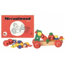 Mecaniwood 48 pcs