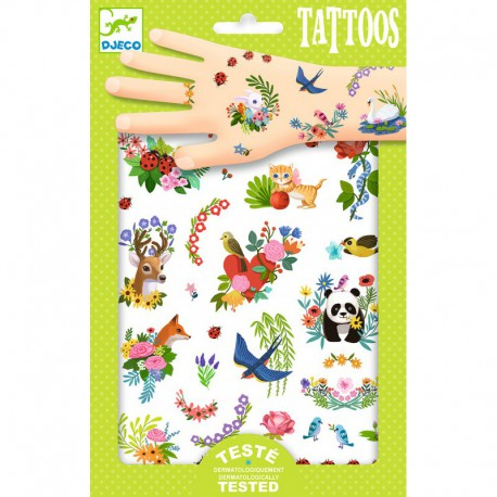 Tatouages : happy spring