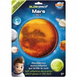 Buki - Autocollant Mars