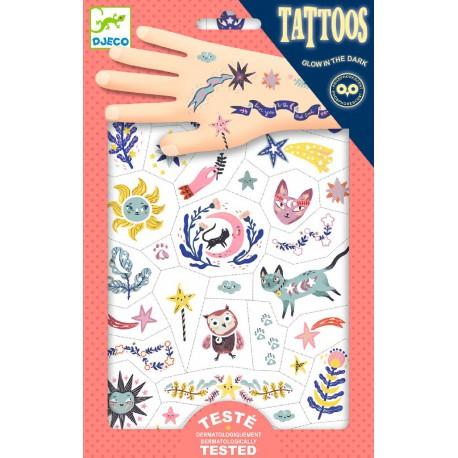 Tatouages : sweet dreams