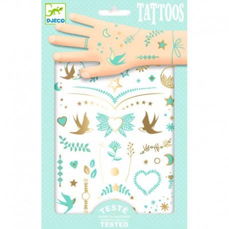 Tatouages : les bijoux de Lily