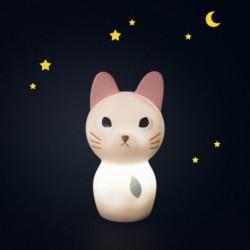 Moulin Roty - Veilleuse chat : Après la pluie