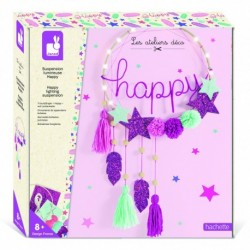 JANOD - Suspension Lumineuse Happy