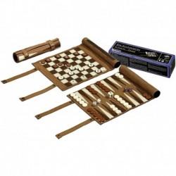 Coffret Echecs-Backgammon