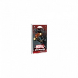 Marvel champions JCE - Hero pack - Black Widow