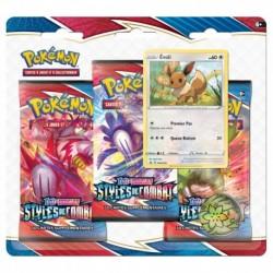 Pokemon - Blister 3 boosters EB05
