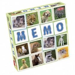 Memo - Bébés animaux