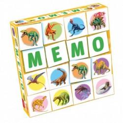 Memo - Dinosaures