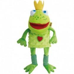 Haba - Marionnette Roi-grenouille