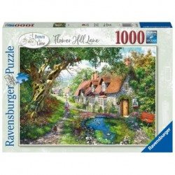 Ravensburger - Puzzle : Flower Hill Lane