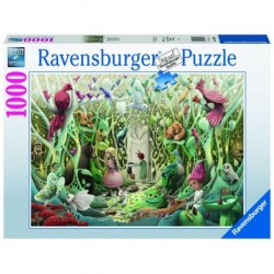 Ravensburger - Puzzle : Le jardin secret