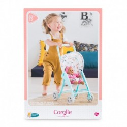 Corolle - ACC BB30 - Poussette menther
