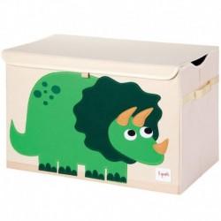 3Sprouts - Coffre à jouets : Dinosaure