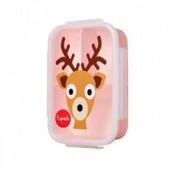3Sprouts - Boîte à déjeuner : Cerf