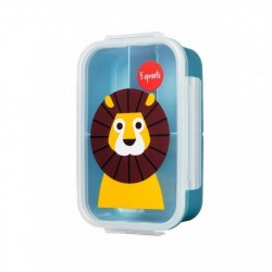 3Sprouts - Boîte à déjeuner : Lion