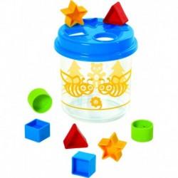 Gowi - Puzzle Box Abeille avec pyramide