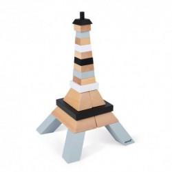 Janod - Tour Eiffel à construire