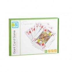 BS - Jeu de cartes géant