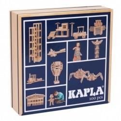 Kapla - Box naturel de 100 pièces