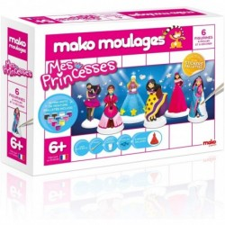 Mako Moulages - Coffret mes princesses